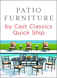 Cast Classic Patio Furniture
